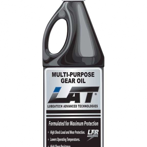 LAT 85w110 Racing Gear Oil