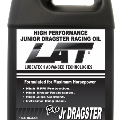 LAT Junior Dragster Racing Oil